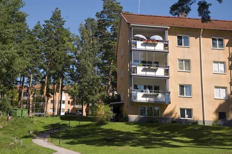Ledig lägenhet i Tranås