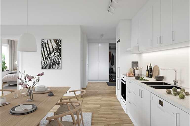 Ledig lägenhet i Nyköping