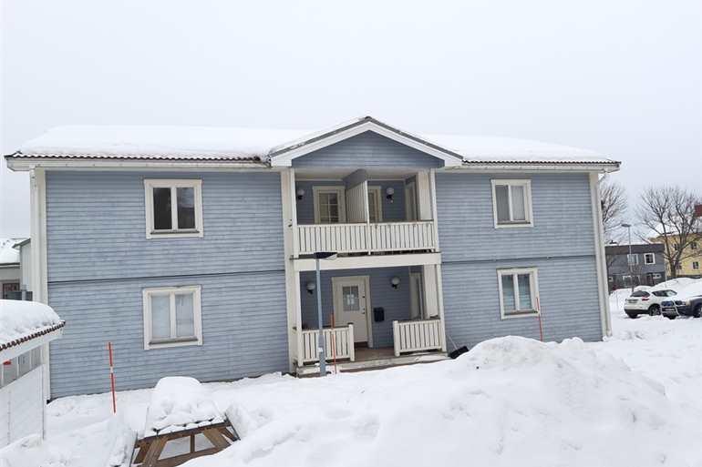 Ledig lägenhet i Sundsvall